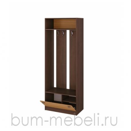 Шкаф комбинированный открытый арт.:111107