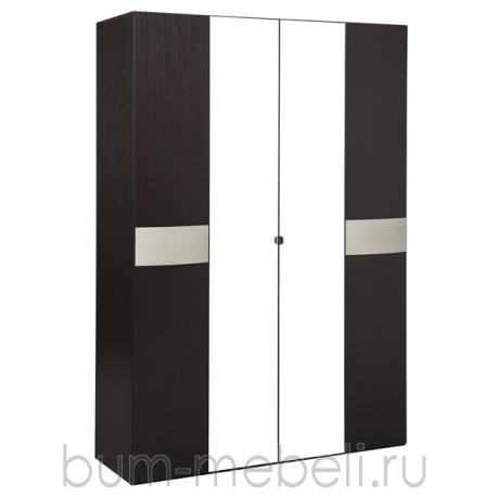 Шкаф для одежды и белья венге арт.:113006